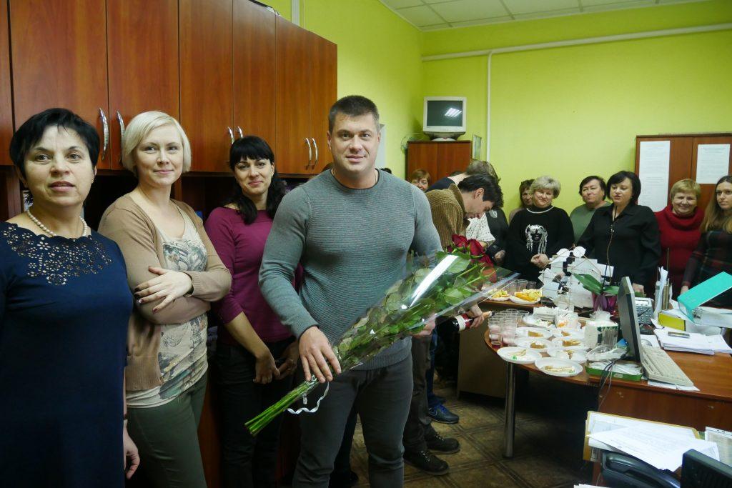 Вітаємо з днем народження заступника голови громади Ігоря Панова!