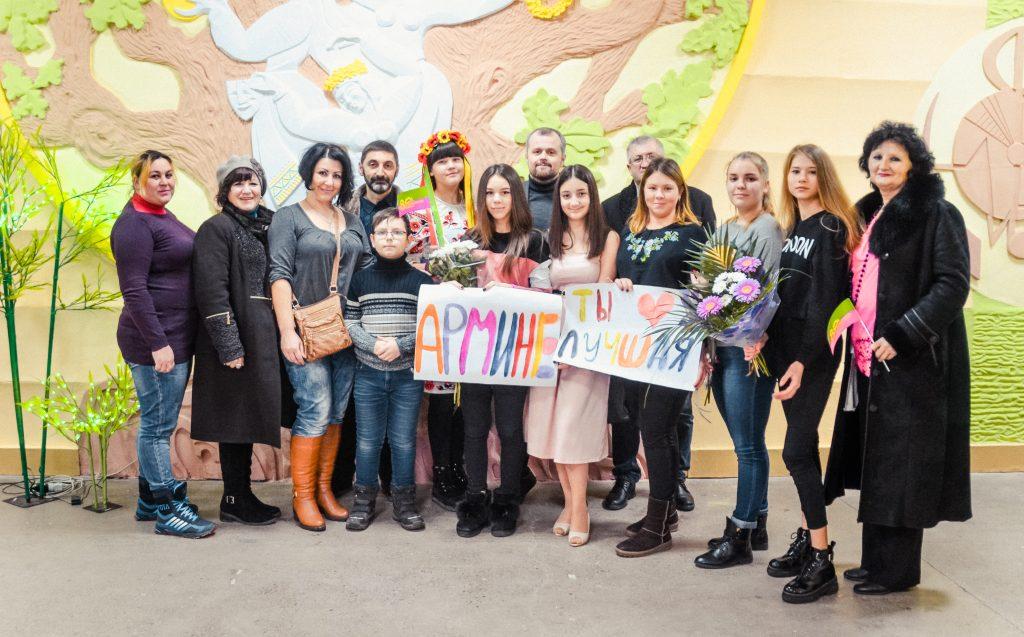Діти громади взяли участь у районному вокальному конкурсі